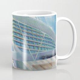 Brawn under Yas Hotel Bridge Coffee Mug