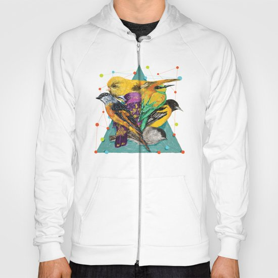 Colour Party Hoody