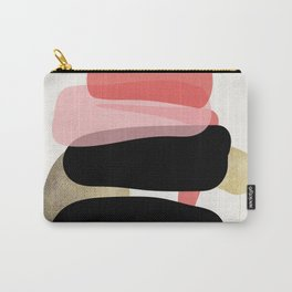 Modern minimal forms 1 Carry-All Pouch