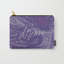 Violet Dream Fantasy Carry-All Pouch