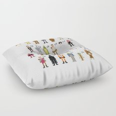 St_ar_Wars Alphabet 2 Floor Pillow