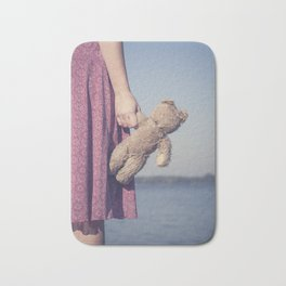 Teddy Bath Mat