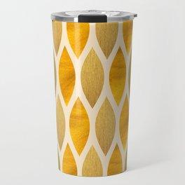 Golden Scales Travel Mug