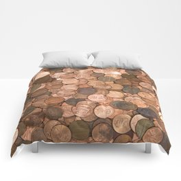 Pennies for your thoughts Comforters