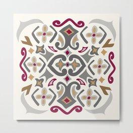 Algiers Metal Print