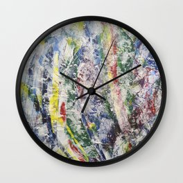 Abstract 99 Wall Clock