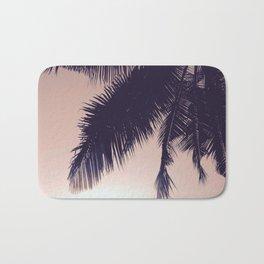Palm Sunrise Bath Mat