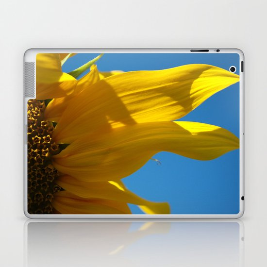 sunflower. Laptop & iPad Skin