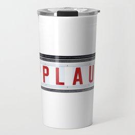 APPLAUSE Travel Mug