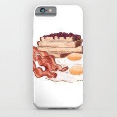 Breakfast Time Slim Case iPhone 6s