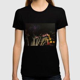 Fogo de artificio fim de ano na Madeira! T-shirt