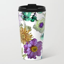 Botanical Haze Metal Travel Mug