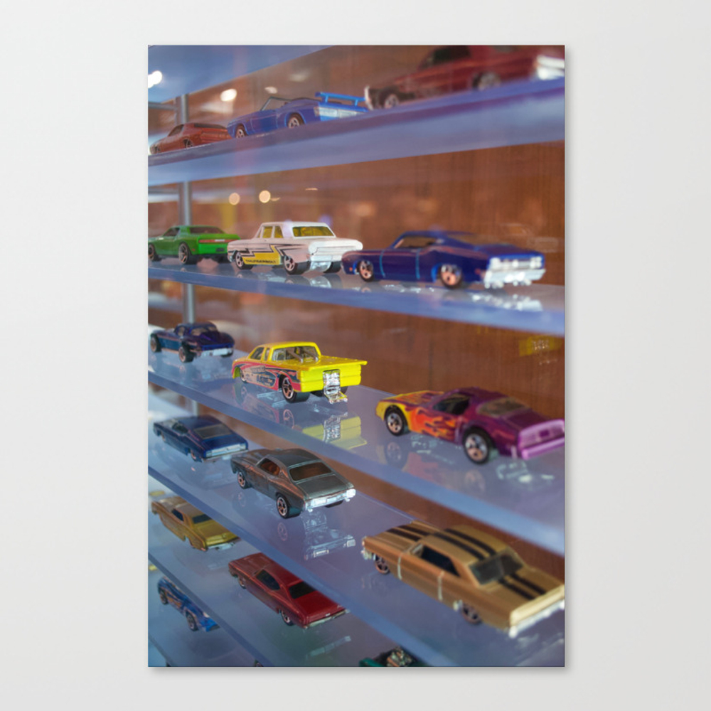 Toy Cars Canvas Print by Electricbutterfly CNV8769075