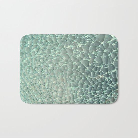 Shattered Bath Mat