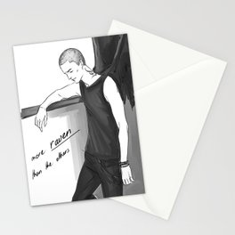 more raven Stationery Cards