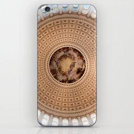 Rotunda  iPhone Skin