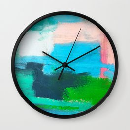 Pacific Ocean, No. 1 Wall Clock