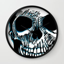 Skull I Wall Clock