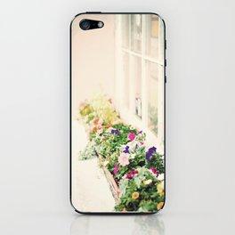 charleston flower boxes iPhone Skin
