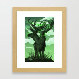 Royal Hunting Grounds Framed Art Print