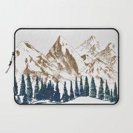 mountains 9 Laptop Sleeve