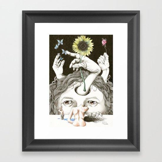 211113 Framed Art Print