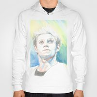 niall Hoodies featuring Niall by Rach