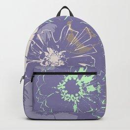 Late Summer Lavender Backpack