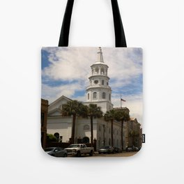 St. Michaels Episcopal Church Tote Bag