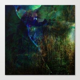 jungla Canvas Print