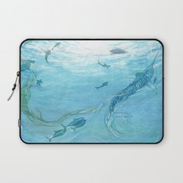 The Old Man & the Sea Laptop Sleeve