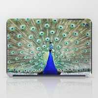 peacock iPad Cases featuring Peacock by WhimsyRomance&Fun