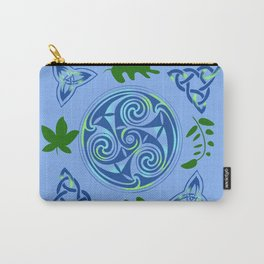 Celtic knot work  Carry-All Pouch