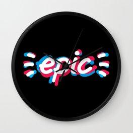 Epic! Wall Clock