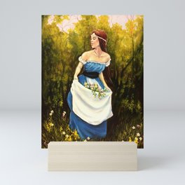 A Song of Spring Mini Art Print
