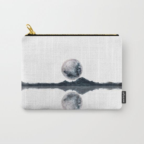 Caught Between the moon Carry-All Pouch