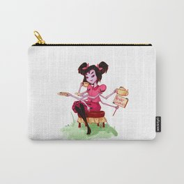Muffet's Tea Party - Undertale Carry-All Pouch