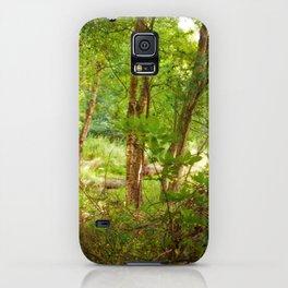 Surreal woodland iPhone Case