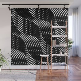 Flow of Bubbles Wall Mural