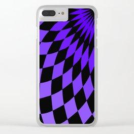 Wonderland Floor #2 Clear iPhone Case