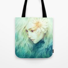 April Tote Bag