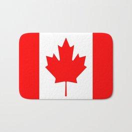 Flag of Canada Bath Mat