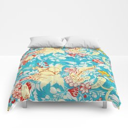 The Forbidden City-lunar white Comforters