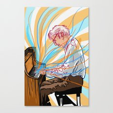 Dave Brubeck Canvas Print
