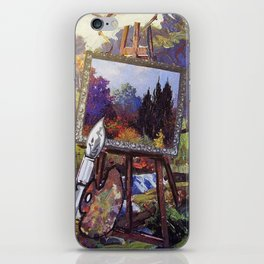 Put Color in Your Life iPhone Skin