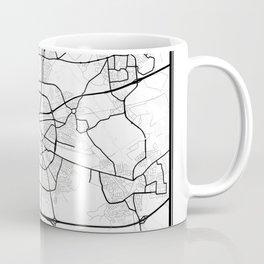 Eindhoven Light City Map Coffee Mug
