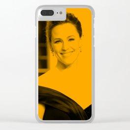 Jennifer Garner Clear iPhone Case