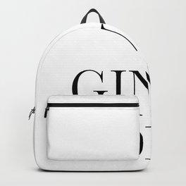 Gin&Tonic Backpack