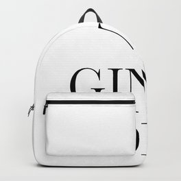 Gin&Tonic Backpack