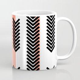 Arrows and stripes Coffee Mug
